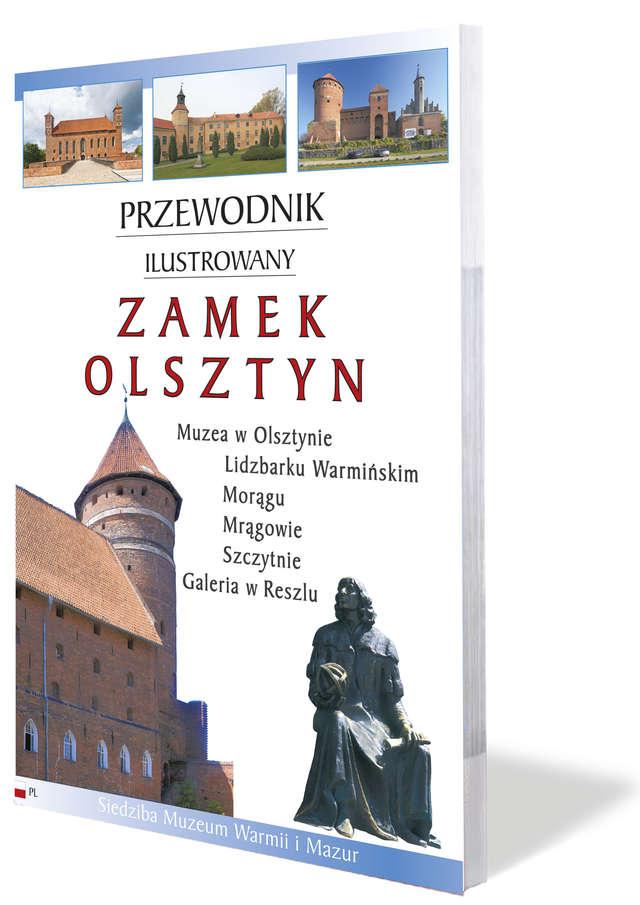 25 i 26 maja gościli na olsztyńskim zamku Piotr Jaworek i Wiesław Kordecki, właściciele firmy wydawniczej Foto Liner z Warszawy - full image
