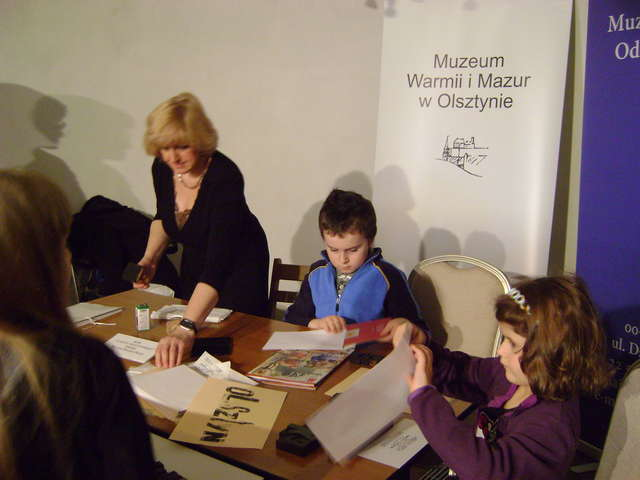 Muzeum Warmii i Mazur na Targach Książki Historycznej w Warszawie - full image
