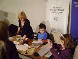Muzeum Warmii i Mazur na Targach Książki Historycznej w Warszawie
