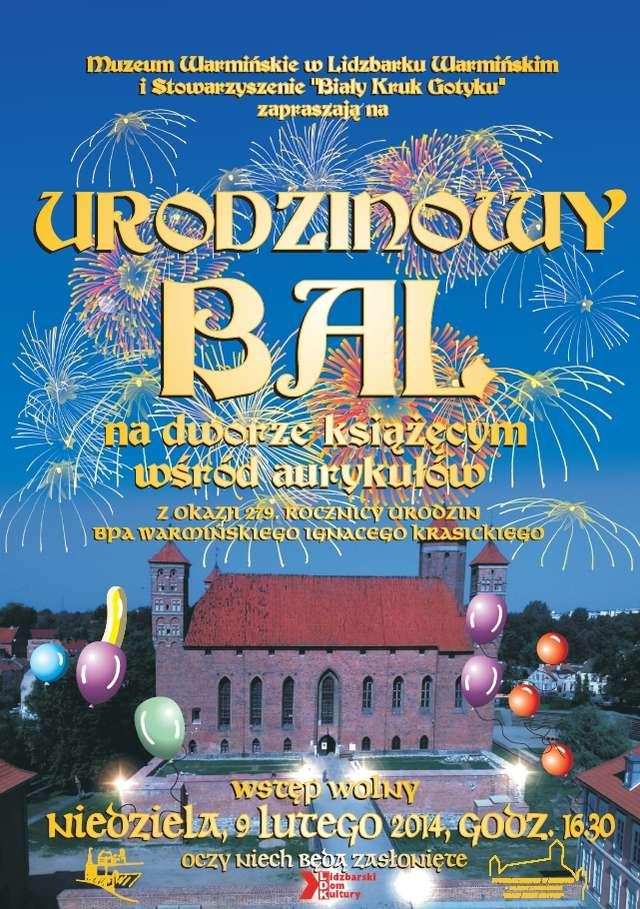 Urodziny Księcia Poetów Polskich Ignacego Krasickiego  - full image