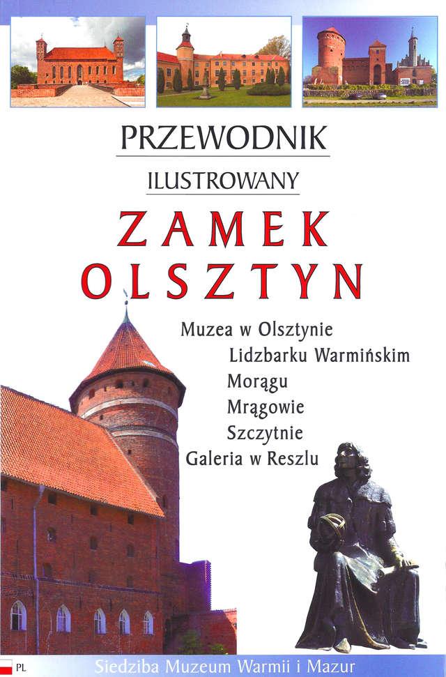 Zamek Olsztyn. Siedziba Muzeum Warmii i Mazur. - full image