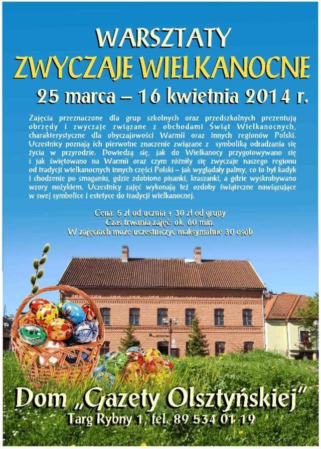 """Warsztaty świąteczne w Domu """"Gazety Olsztyńskiej"""" - full image"""