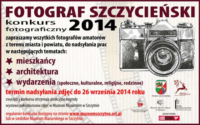 Konkurs Fotograficzny - Fotograf Szczycieński 2014 - full image