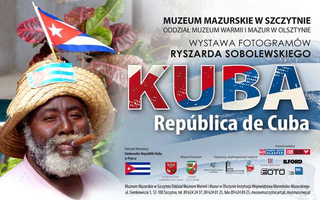 Kuba. Reportaż fotograficzny Ryszarda Sobolewskiego - full image