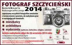 Konkurs Fotograficzny - Fotograf Szczycieński 2014