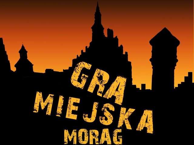Wirtualno-realny Morąg - Gra miejska - full image