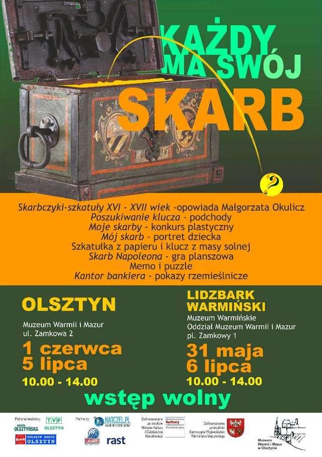 KAŻDY MA SWÓJ SKARB - full image
