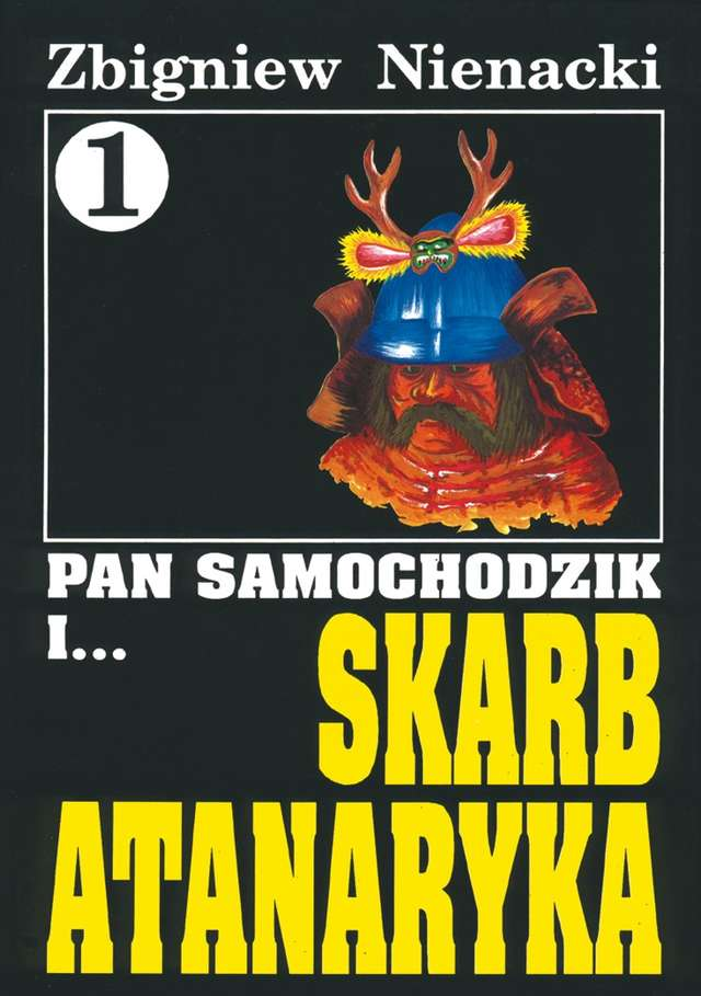 Na tropach Pana Samochodzika - Skarb Atanaryka - full image