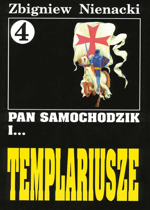 Na tropach Pana Samochodzika - Templariusze - full image