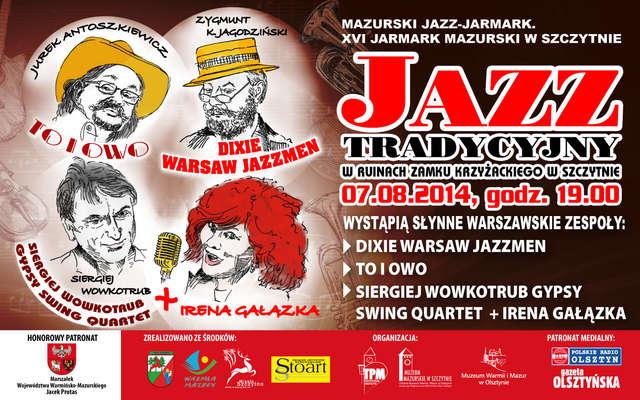 Wieczór jazzowy - full image