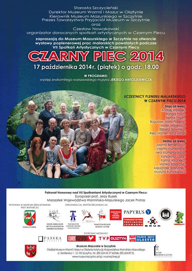 Czarny Piec 2014 - full image