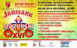 Mazurski jazz-jarmark. XVI jarmark mazurski w Szczytnie,