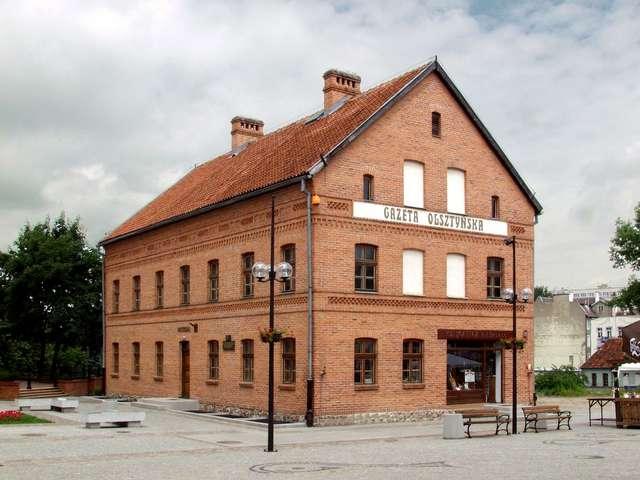 Dom Gazety Olsztyńskiej - Godziny otwarcia - full image
