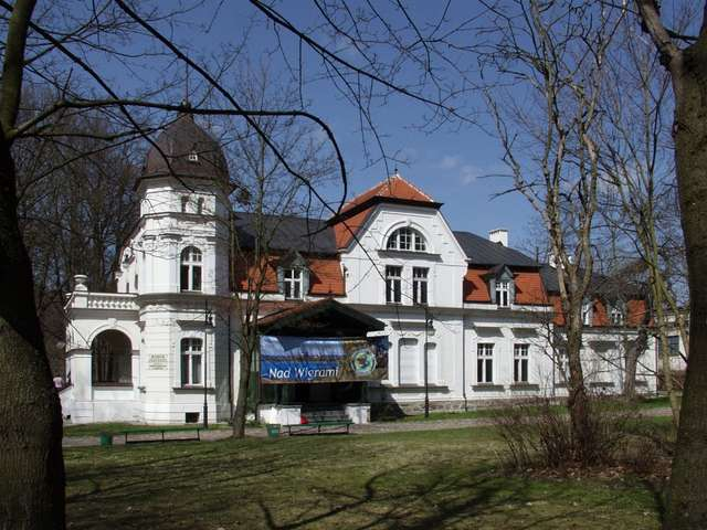 Museum of Nature in Olsztyn - full image