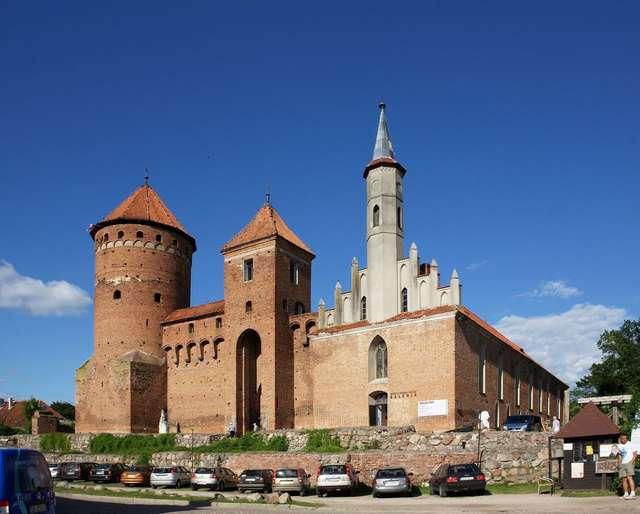 Galeria Zamek w Reszlu - full image