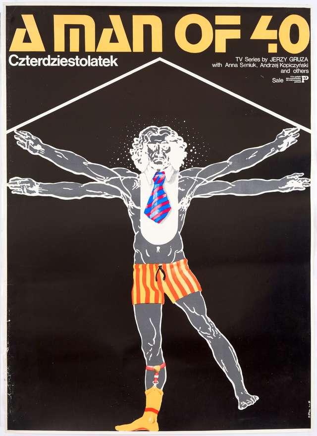 Das polnische Filmplakat. Die 70er und 80er Jahre. - full image