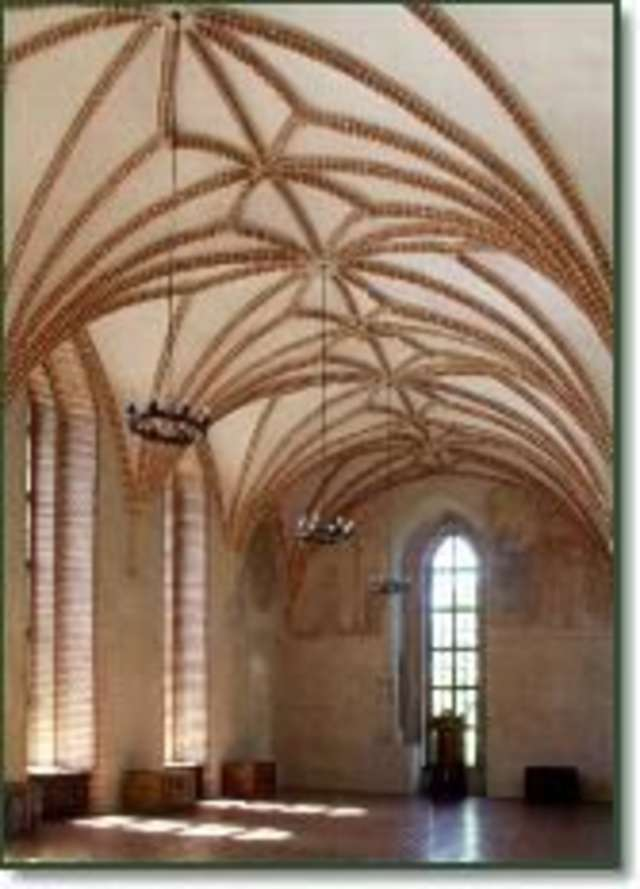 Assembly hall (South Refectory)  - full image