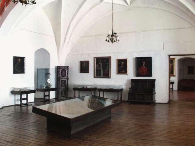 Жилые комнаты епископов  - full image