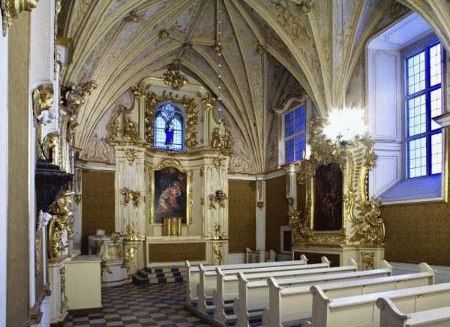 Kaplica zamkowa pod wezwaniem św. Katarzyny Aleksandryjskiej  - full image