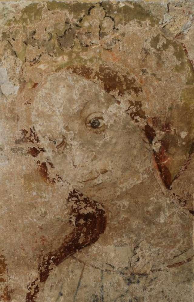 Krużganek lidzbarskiego zamku - full image