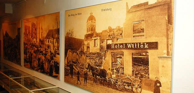 Szczytno i okolice w przeszłości - wystawa stała. - full image