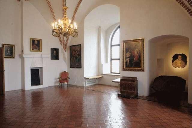 Die berühmten Bewohner der Burg Heilsberg  - full image