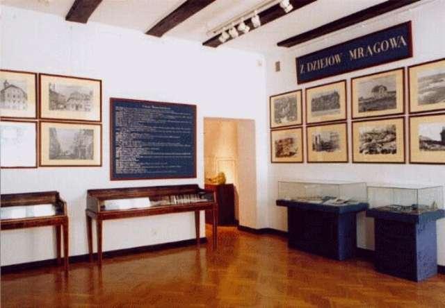 Z dziejów Mrągowa i okolic - full image