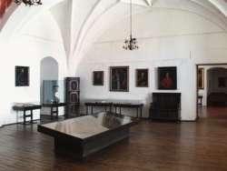 Жилые комнаты епископов