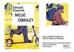 Edward Dwurnik – My paintings