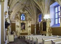 Kaplica zamkowa pod wezwaniem św. Katarzyny Aleksandryjskiej