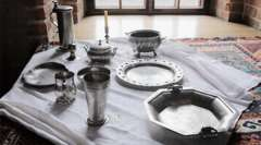 Sacred and secular utensils
