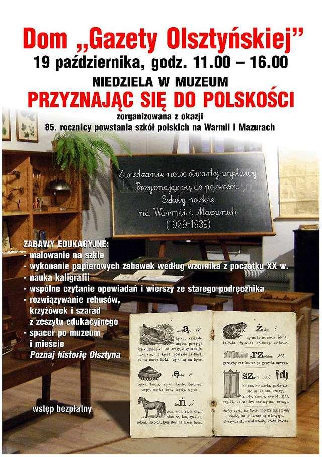 """Niedziela w Domu """"Gazety Olsztyńskiej""""  - full image"""