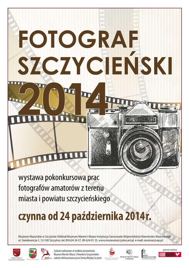 Fotograf Szczycieński 2014. Wystawa pokonkursowa - full image