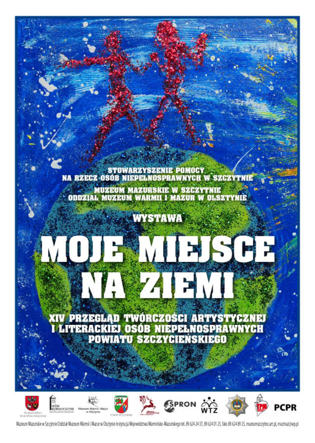 XIV Powiatowy Przegląd Twórczości Artystycznej Osób Niepełnosprawnych Powiatu Szczycieńskiego - full image