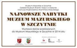 Doroczne spotkanie Darczyńców i Dobrodziejów Muzeum Mazurskiego w Szczytnie