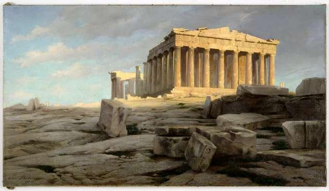 Pozyskano do zbiorów obraz autorstwa niemieckiego malarza Adolfa Böhma  - full image