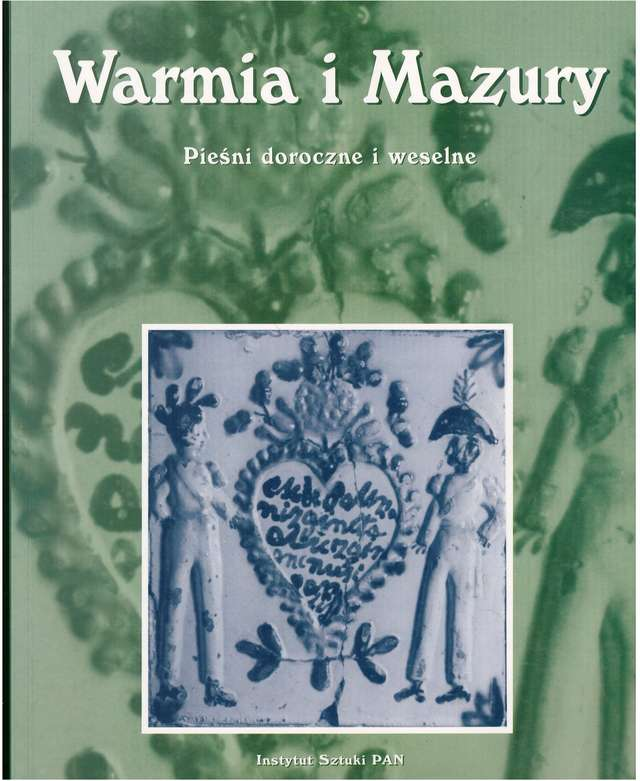 Na zamku w Olsztynie odbyła się promocja pięciotomowego dzieła Barbary Krzyżaniak i Aleksandra Pawlaka Pieśni Warmii i Mazur - full image