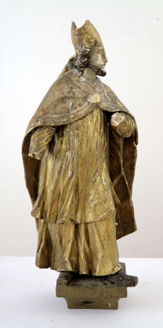Na posiedzeniu Komisji Zakupu i Wyceny Muzealiów podjęto decyzję o nabyciu figur świętych Augustyna i Ambrożego.  - full image