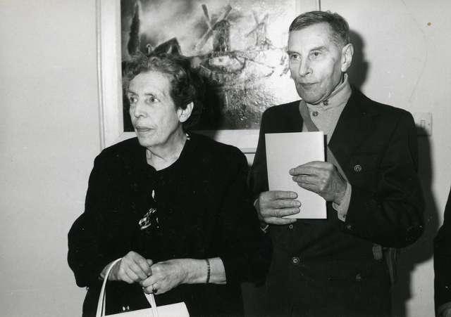 Wpisano do inwentarza kolekcję 38 obrazów autorstwa holenderskiego malarza Hugona Landheera (1896–1995), które artysta przekazał w darze Muzeum Warmii i Mazur.  - full image