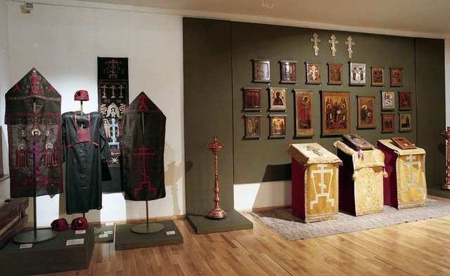 Otwarcie wystawy Staroobrzędowcy na Mazurach i ich ikony  - full image