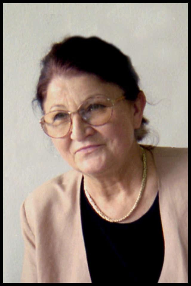 prof. Maria Roznerska  - full image