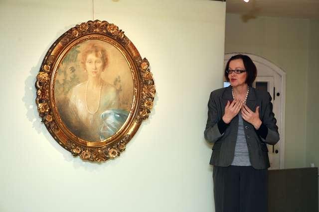 Wernisaż wystawy Pastele. Galeria malarstwa polskiego z I połowy XX w.  - full image