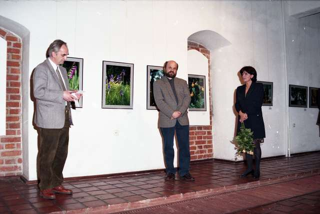 Otwarcie wystaw fotograficznych Osobliwości przyrody Warmii i Mazur  - full image