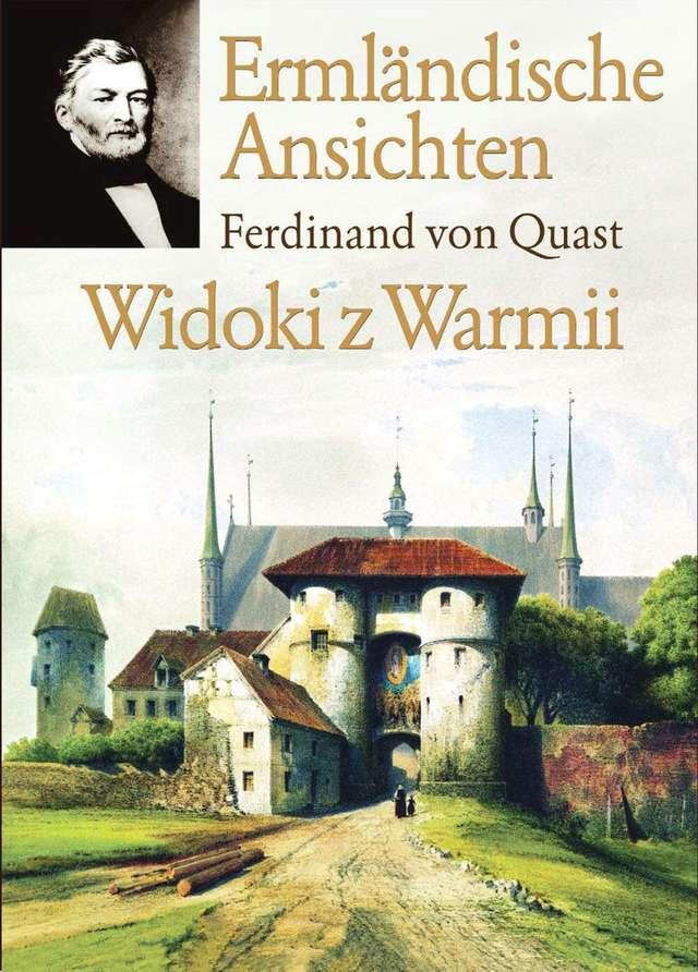 Odebrano w drukarni Energopolu w Olsztynie 300 egzemplarzy katalogu wystawy Widoki z Warmii. Ferdinand von Quast... - full image
