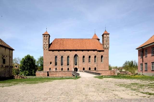 Audycje Radio Zet Gold - Konserwacja i restauracja XIV w. zamku w Lidzbarku Warmińskim  - full image