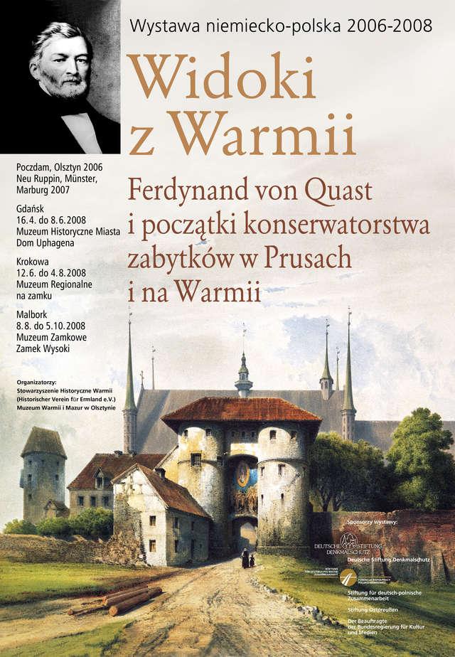 W Muzeum w Ostródzie, przy okazji wystawy, odbyło się seminarium poświęcone Ferdynandowi von Quastowi jako badaczowi i konserwatorowi zabytków.  - full image