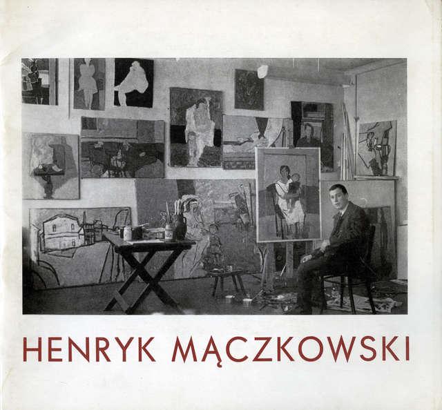 Wernisaż wystawy Malarstwo Henryka Mączkowskiego - full image