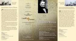 Powróciła z Niemiec, po pokazach w Neuruppin, Münster i Marburgu, wystawa Widoki z Warmii. Ferdinand von Quast i początki konserwatorstwa zabytków w Prusach i na Warmii.