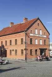 """Niedziela w Muzeum: 110 rocznica """"Gazety Olsztyńskiej"""". Dom """"Gazety Olsztyńskiej""""."""
