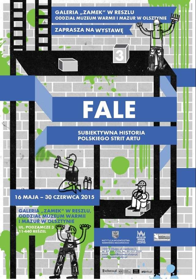 Wystawa Fale - full image